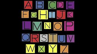 Alphabet Songs - Over 1 HOUR with 27 ABC SONG VIDEOS - YouTube