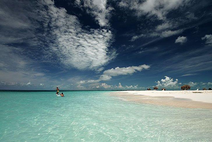 Cayo Largo del Sur beach, Cuba