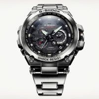 Casio Metal Twisted G-Shock Watch Collection | Cool Material