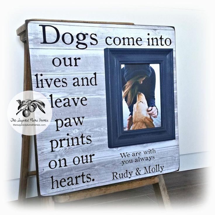 Pet Loss, Bereavement Pet Gift, Pet Bereavement, Pet Memorial, Pet Memorial Frame, Pet Memorial Gift, Pet Memorial Plaque, 16x16 by thesugaredplums on Etsy
