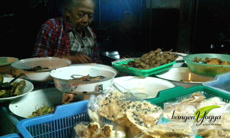 Ngedoli, Mbah Sosro Sego Rames, Yogyakarta culinary living legend | Museum Perjuangan, Brontokusuman, Yogyakarta