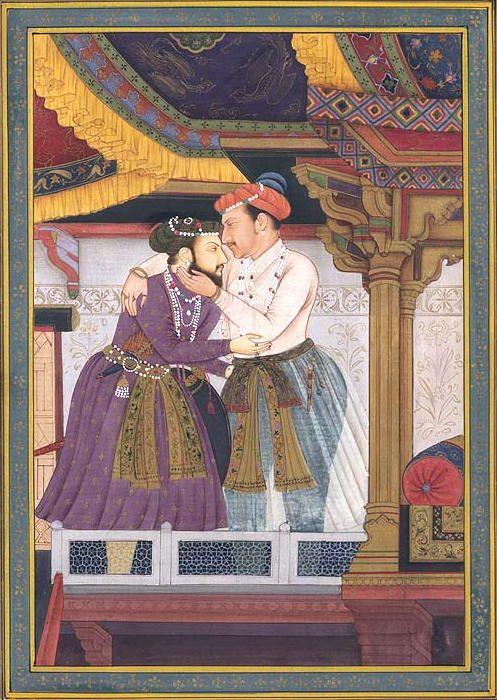 Shah Jahan & Jahangir