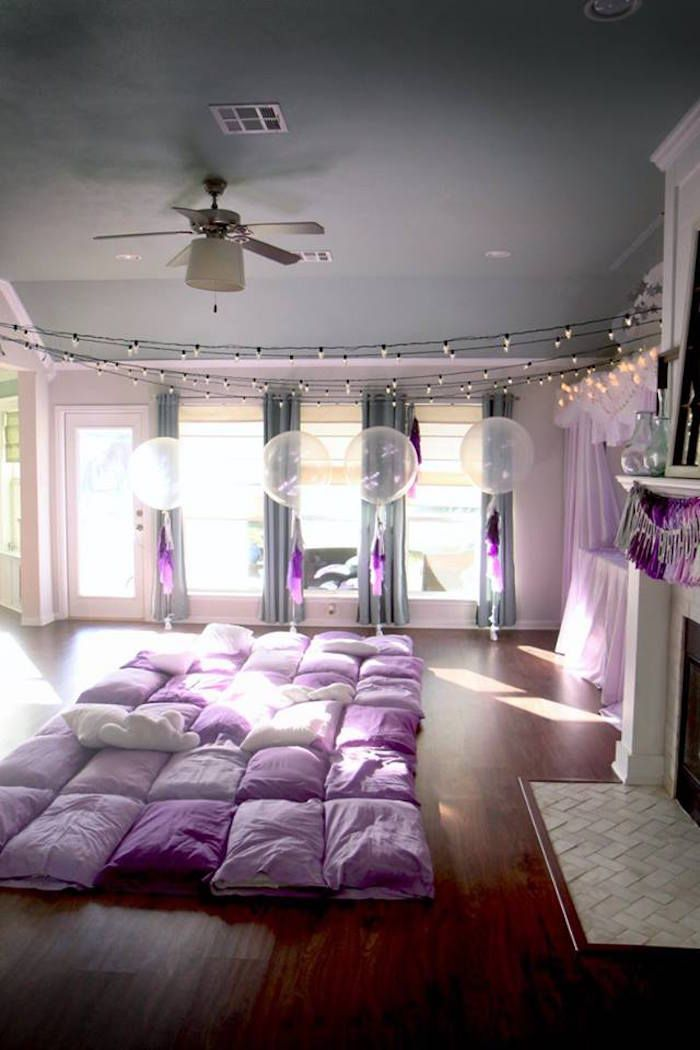 Planning a slumber party for your girls? Make it extraordinary with these brilliant slumber party ideas we've put together for you! Glam it up and have fun!