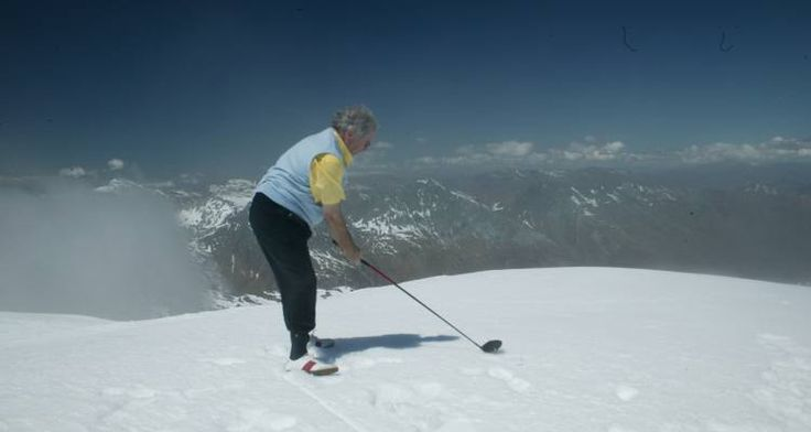 Would you like to hit a biodegradable golf ball off a glacier!?  Only in New Zealand would you have these experiences!