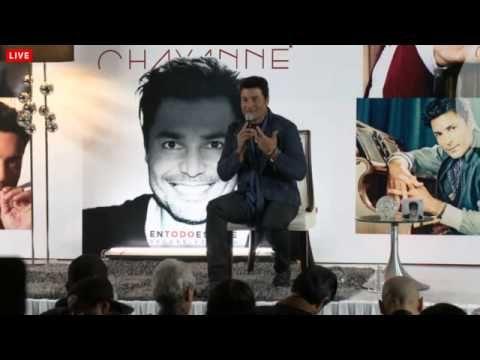 Chayanne - Conferencia de Prensa (Parte3) Mèxico #ChayanneEnTodoEstarè 17 de septiembre 2014