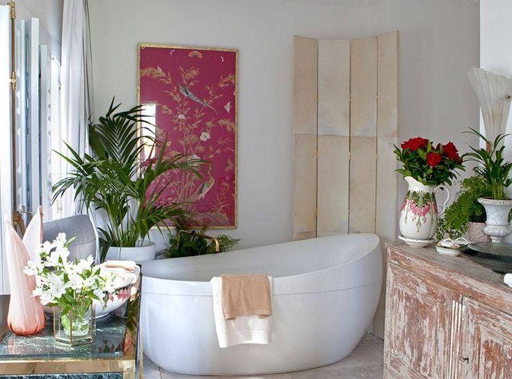 Mejores 97 imágenes de Diseño de Baños en Pinterest | Cuarto de baño ...