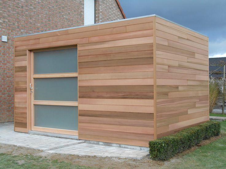 Abri jardin bois haut de gamme chalet luxe abri de jardin pinterest for Chalet de jardin de luxe