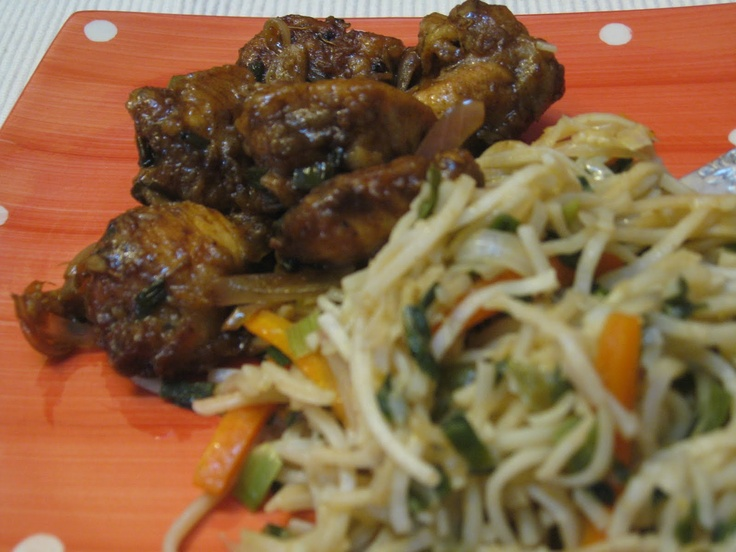 Cooking Up Something Nice: Chilli Chicken Recipe. Chicken cooked in an Indo-Chinese fusion style with soya sauce and spicy chillies. A quick and easy chicken recipe.