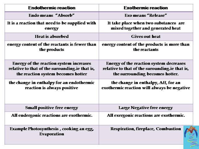 Endothermic And Exothermic Examples Worksheet Worksheets Are An Important Portion Of Researching English Infants Stud In 2021 Science Notes School Help School Notes