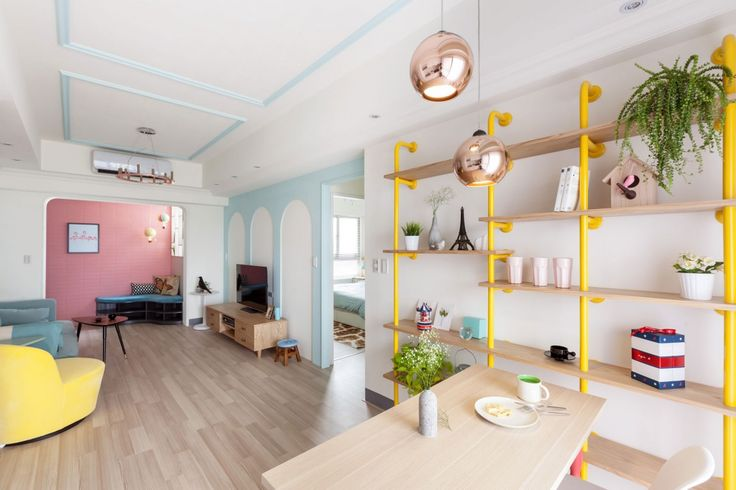 The Wonderland Apartment by House Design Studio (16)
