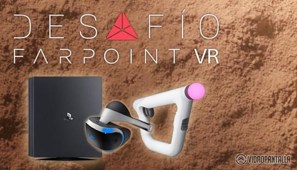 Estos días 25 26 y 27 de mayo tenemos la oportunidad de vivir el #DesafíoFarpointVR un evento generado por PlayStation España de la mano de su agencia de referencia Precision Spain para dar a conocer a todos los futuros jugadores las dinámicas de Farpoint. A su vez podremos disfrutar de esta experiencia probando todo lo que tiene que ofrecer al vincularse con las VR de Sony y el nuevo mando Aim Controller.  En el interior del local ubicado en la C/General Lacy 48 encontramos una magnífica…
