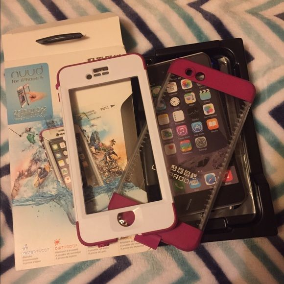 Life proof case! Nudd life proof case for iPhone 6/6s! Accessories Phone Cases