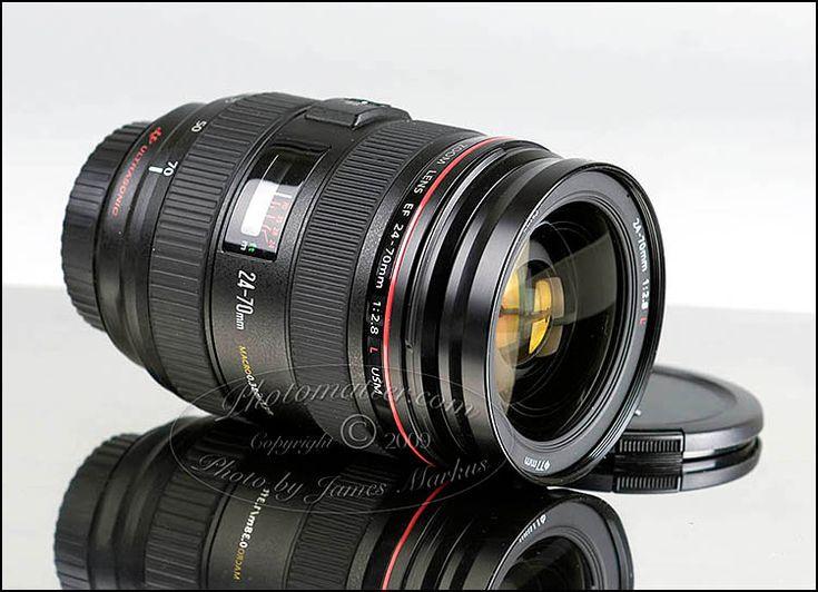 Canon 24-70mm lens