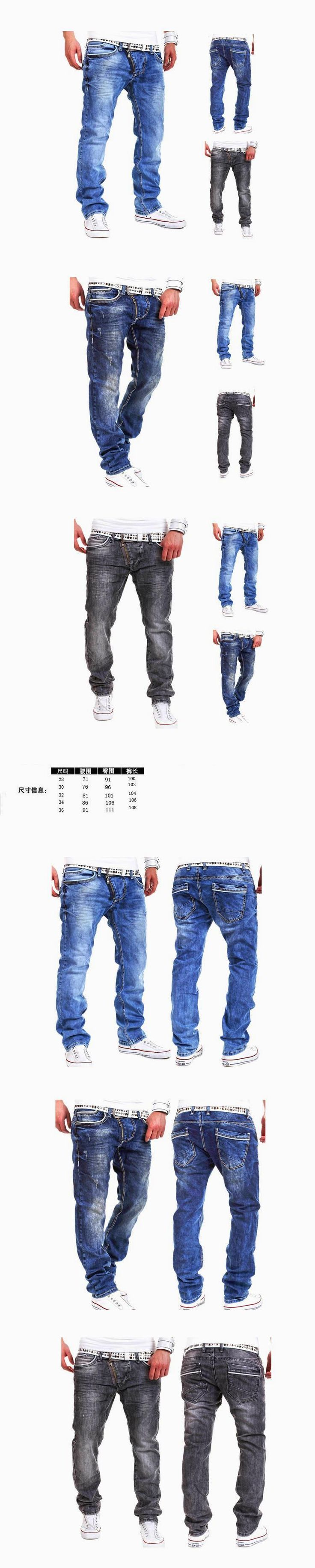 Men Jeans 2016 Brand Male Jeans Homme Pantalones Hombre Personality Zipper Decoration Men Pants Double Pocket Jeans Pants OIWTA   http://www.dealofthedaytips.com/products/men-jeans-2016-brand-male-jeans-homme-pantalones-hombre-personality-zipper-decoration-men-pants-double-pocket-jeans-pants-oiwta/