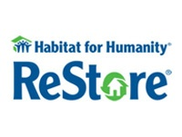 ReStore is like a thrift store for construction and household items. All proceeds benefit Habitat for Humanity!