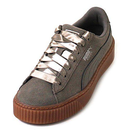 Puma Suede Platform Bubble Wn's, Sneakers Basses Femme. 3