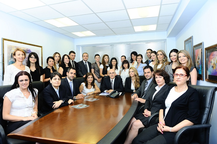 """The best Cyprus corporate, tax and legal firm. A three times  """"1st Prize Award for Services"""" winning firm in the last five years."""