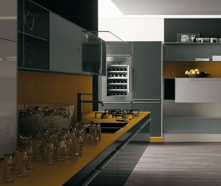 Oltre 1000 idee su rifacimento piano di lavoro cucina su - Piano da lavoro cucina ...