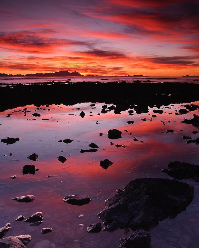 6334 by ~Nokdar on deviantART  Strand, Western Cape, South Africa.