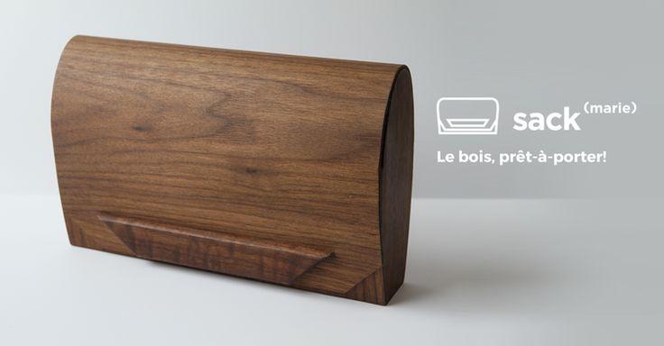 sack (marie) - Produits fabriqués au Québec par BOM design