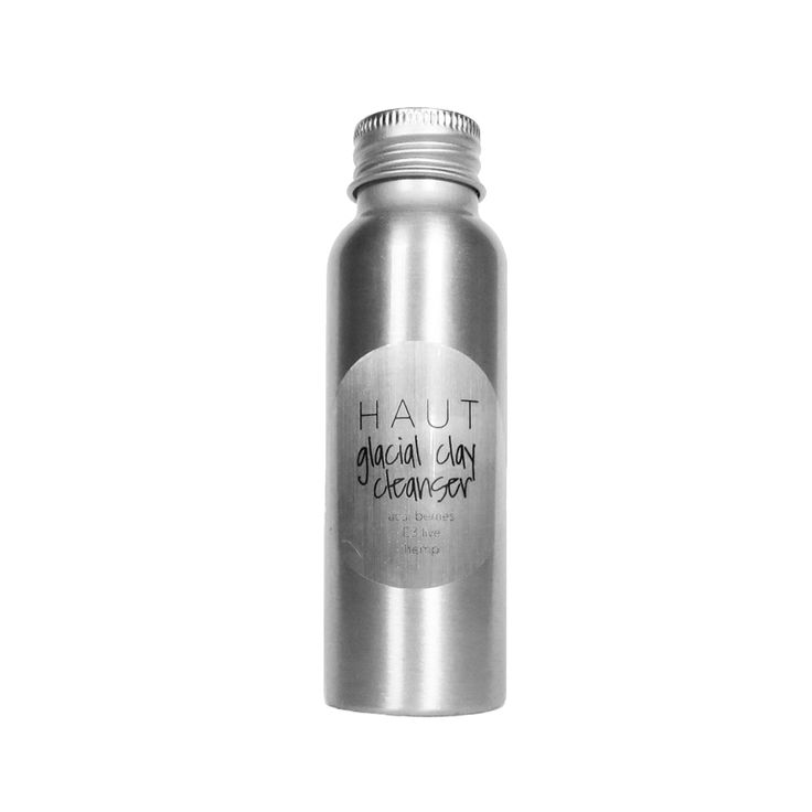 Glacial Clay Cleanser https://hautcosmetics.ca/product/glacial-clay-cleanser/