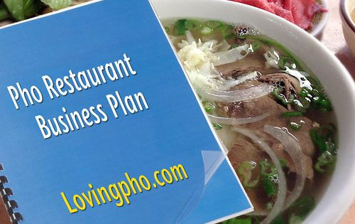 Anatomy Of A Solid Pho Restaurant Business Plan - Part 4. By pho restaurant consultant Cuong Huynh. Want to open your own pho restaurant? I'll show you how to do it.