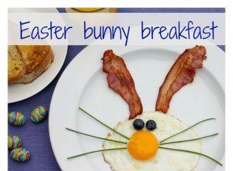 Πασχαλινό πρωινό, ένα λαγουδάκι στο πιάτο σας!   InfoKids