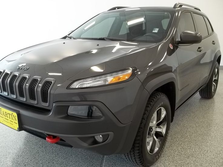 Used Jeep Cherokee Trailhawk for sale!  Martin Chrysler in Cleveland texas
