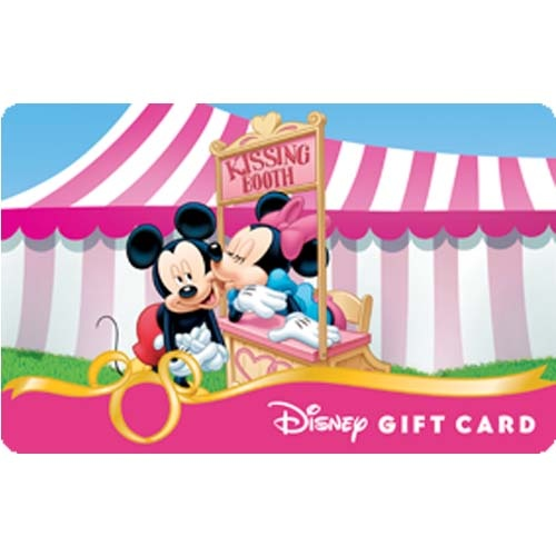 Disney Gift Cards: A Collection Of Products Ideas To Try