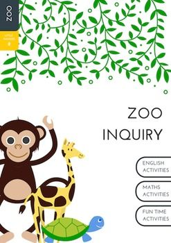 Zoo Unit: Exploring the Zoo