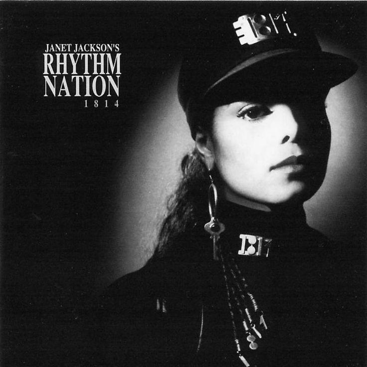 <i>Janet Jackson's Rhythm Nation 1814</i> by Janet Jackson (1989)