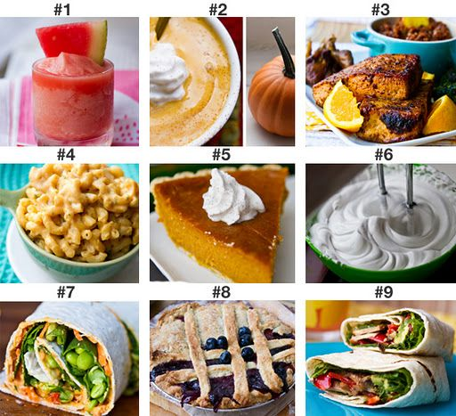 Top 20 Vegan Recipes from one of my favorite blogs! Great for beginner vegans or people just trying it out!