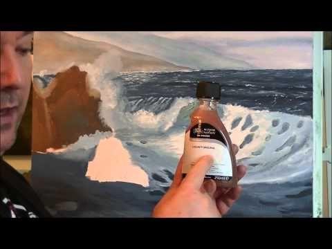 les 25 meilleures id es de la cat gorie peinture mer sur pinterest peintures de la mer art de. Black Bedroom Furniture Sets. Home Design Ideas