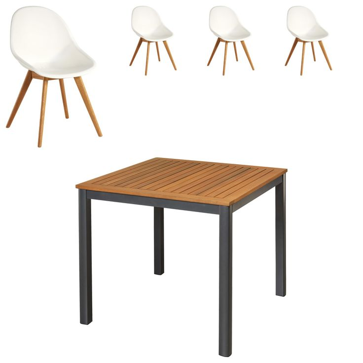 k chenstuhl wei holz. Black Bedroom Furniture Sets. Home Design Ideas