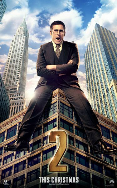 Anchorman 2: The Legend Continues movie poster gallery