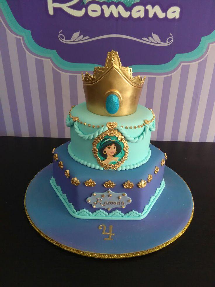 Princess cake, Romana's cake, Jasmine cake