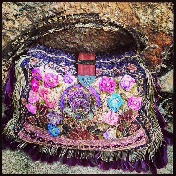 Ancient Traveler Anastasia Handbag, Medieval Princess Style