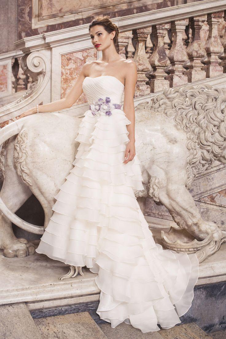 #abiti #cerimonia #abito #sera #cocktaildress #dress #ceremony #sera #partydress #damigella #redcarpetdress #bridesmaid #bridesmaiddres #bride #imperosposa #bianco #white #viola #violet