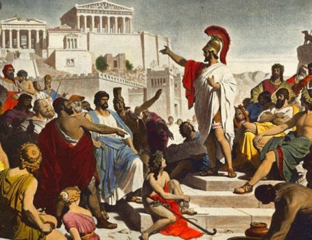 Rezultat iskanja slik za athens democracy