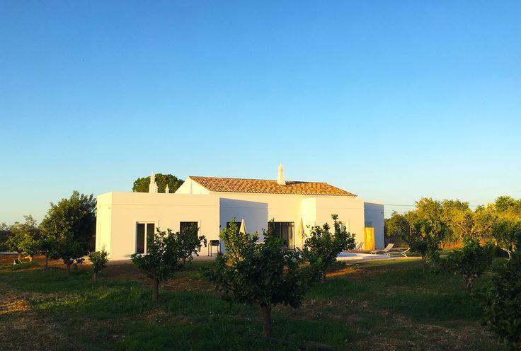Belle maison en location pour passer des vacances en Algarve près des plages de Praia Barril et Manta Rota à quelques kilomètres de Faro