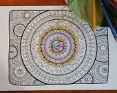 mandala. hours of fun!