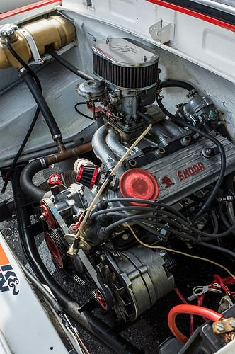 Škoda 130RS | by The Adventurous Eye