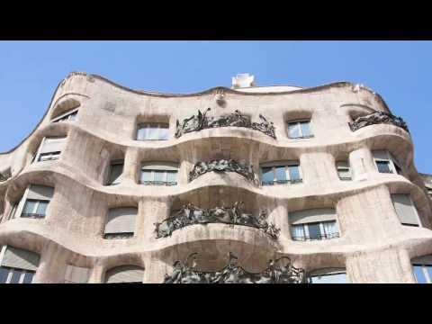 Top 10 Travel Attractions, Barcelona (Spain) - Barcelona Travel Video