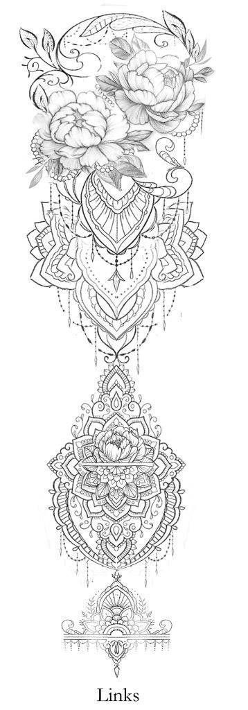 Für mich … – caro   – Frauen tattoo