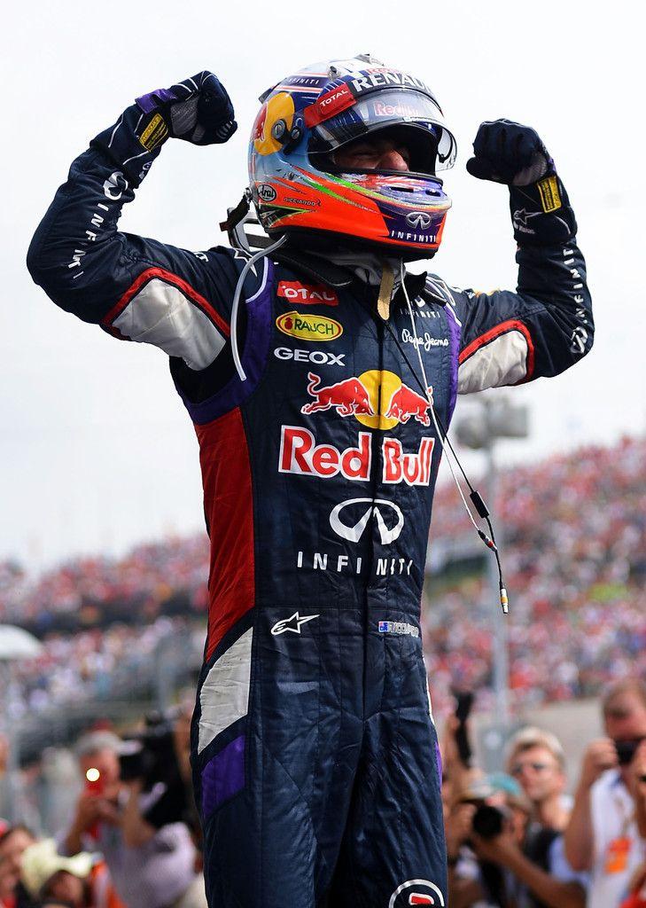 Daniel Ricciardo  Hungaroring 2014