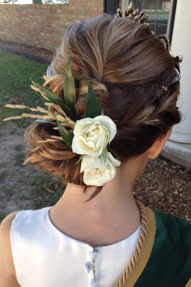 Brilliant 1000 Images About Kids Updo On Pinterest Updo Thick Hair And Hairstyles For Women Draintrainus