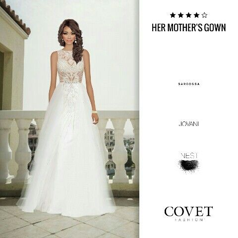 Her Mother's Gown