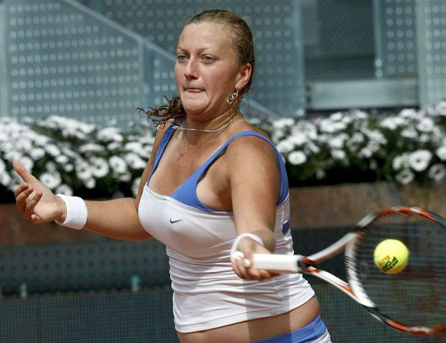 Petra Kvitova | Tennis Celebrities