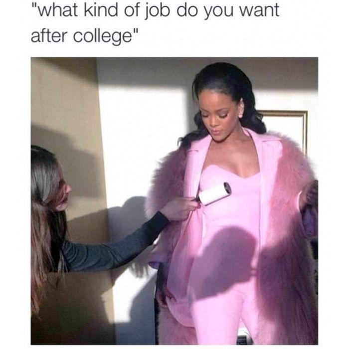 Dream Job Time ?  https://www.linkedin.com/company/onlineclock-net  #Job #Jobs #Working #Rihanna #Career #Careers #JobSearch #CareerChange #Work #DreamJob #Dream #JobInterview #CareerCoach #JobOpportunity #JobHunting #Humor #Relatable #Workin #Funny #rihannafan