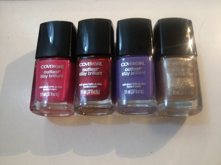 Nail Polish Review...You know you want to see it ;) http://mushynanners620.blogspot.com/2012/12/covergirl-outlast-review-and-swatches.html